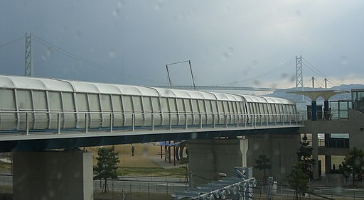 JR West Asagiri Station Bridge
