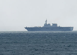 JS Hyūga off the coast of Kesennuma, -26 March 2011 a.jpg