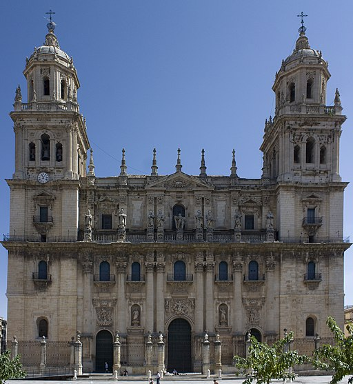 Jaén-Catedral de la Asunción VPSM-20110919 cropped