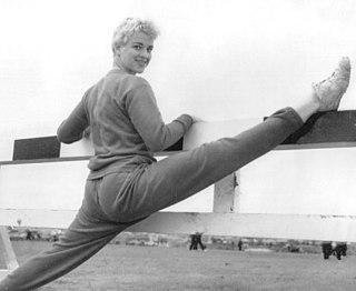 Jackie MacDonald Canadian athlete