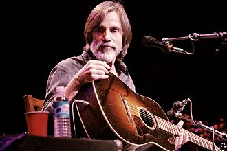 Jackson Browne - Browne performing in 2008