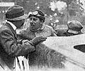 Jacques Salleron, troisième de Paris-Madrid 1903 sur Mors Z.jpg