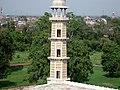 Jahangir's Tomb minaret 05.jpg