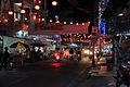 Jalan imambonjol pada malam hari(selatpanjang).jpg
