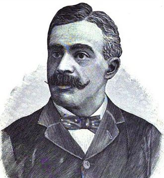 James Campbell Matthews - James C. Matthews, Albany, New York attorney and judge.