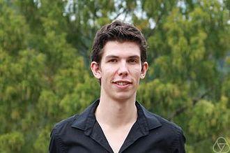 James Maynard (mathematician) - Image: James Maynard MFO 2013