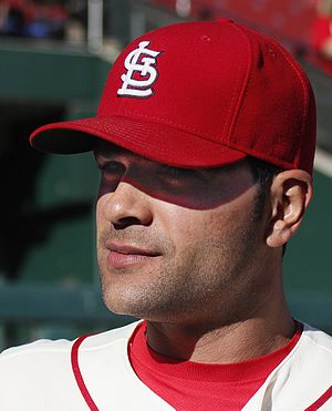 Jaime García - García with the St. Louis Cardinals