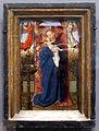 Jan van eyck (bottega), madonna della fontana, 1440 ca..JPG