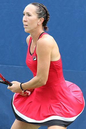 Jelena Janković - Janković at the 2016 US Open