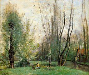 Matin près de Beauvais