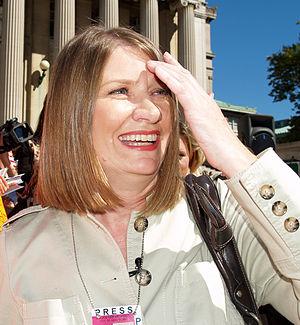 Jeanne Moos - Moos in 2007