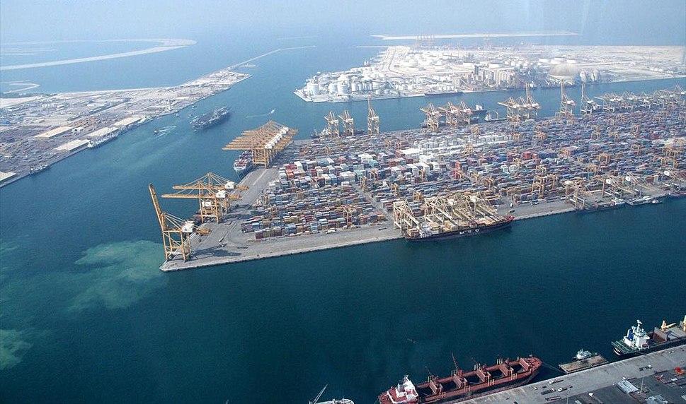 Jebel Ali Port 1 Imresolt