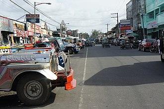 Gubat, Sorsogon - Downtown area