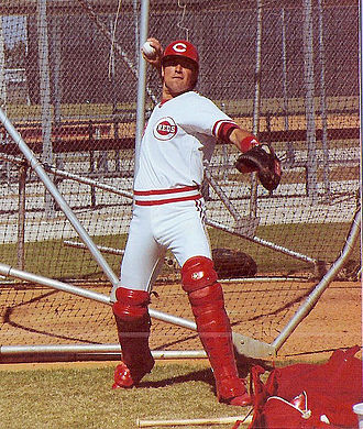 Jeff Reed (baseball) - Image: Jeff Reed