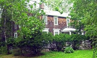 Jeremiah Morehouse House United States historic place