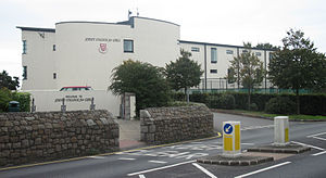 Jersey College for Girls - The modern buildings