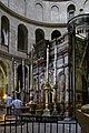 Jerusalem Holy Sepulchre BW 13.JPG