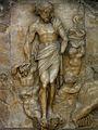 Jesús ressussitat, capella de la Resurrecció de la catedral de València.JPG