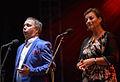 Jesper Taube and Lena Nordin in 2014.jpg