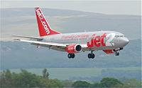 G-CELE - B733 - Air Santo Domingo