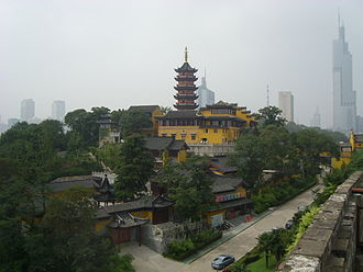 Jiming Temple - Jiming Temple