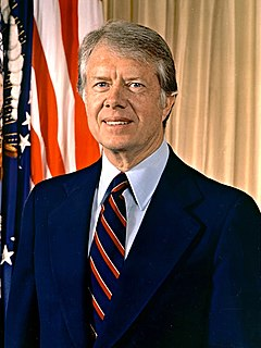 Jimmy Carter 39th president of the United States