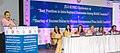 Jitendra Singh addressing at the conference of SAARC Chamber of Women Entrepreneurs Council, hosted by the women wing of Federation of Indian Chambers of Commerce & Industry (FICCI), in New Delhi.jpg
