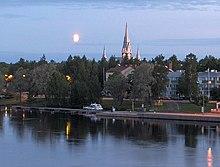 Joensuu - Wikipedia, la enciclopedia libre