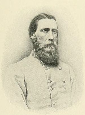 English: Confederate General John Bell Hood