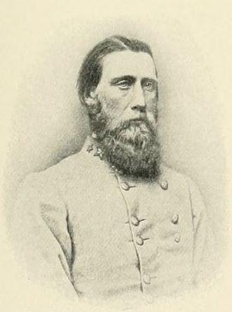 John Bell Hood - Confederate General John Bell Hood