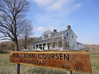 Coursen House