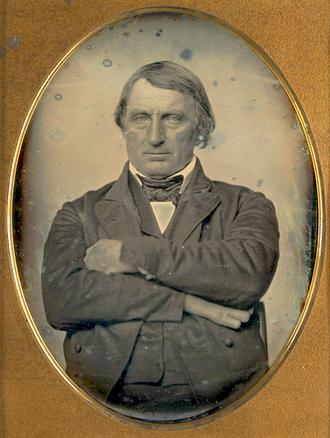 John B. R. Cooper - John B. R. Cooper in 1850
