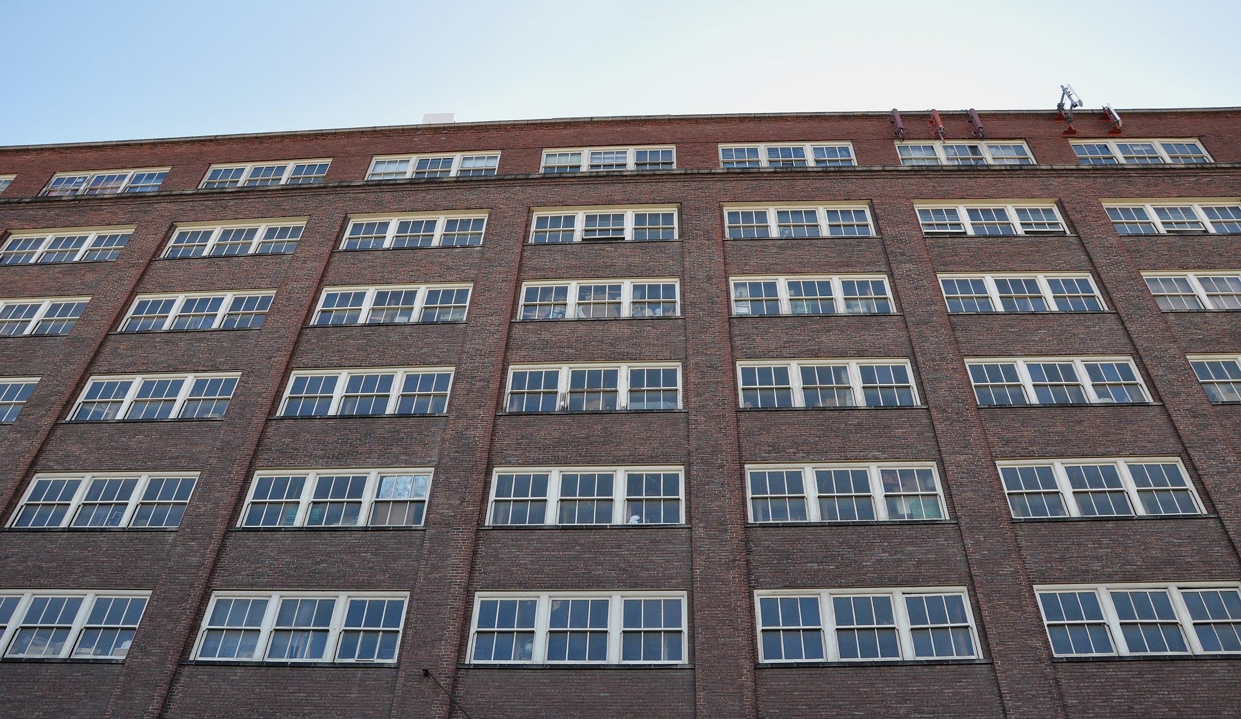 John Deere Plow Company Building