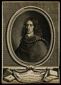John Evelyn. Line engraving by R. Nanteuil, 1706, after hims Wellcome V0001805.jpg