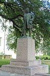 John H. Reagan by Pomeo Coppini - University of Texas at Austin - DSC08631.jpg