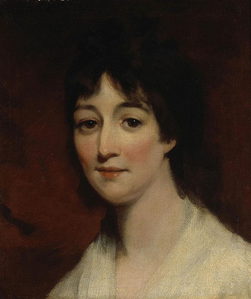 John Hoppner (attrib.) - Portrait of Lady Cavendish.jpg