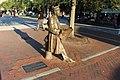 John Mercer statue, Ellis Square.jpg