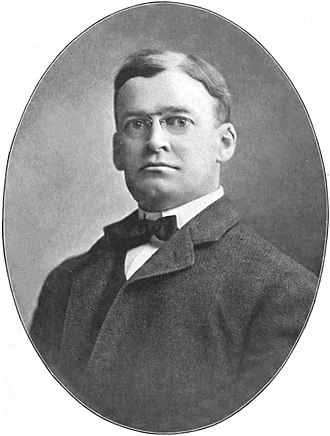 John Moody (financial analyst) - Image: John Moody (financial analyst) 1903