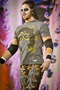 John Morrison beim Tribute to the Troops Event (2010).