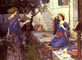 John William Waterhouse - The Annunciation.JPG