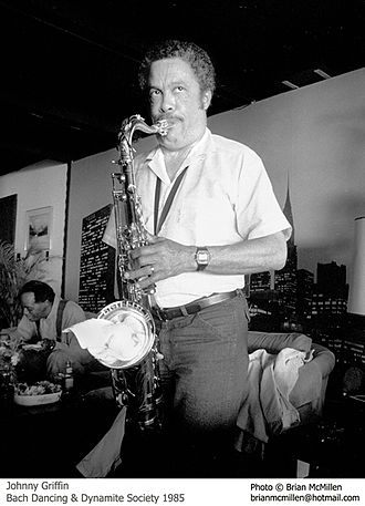 Johnny Griffin - Image: Johnny Griffinlo