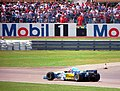 Johnny Herbert - Benetton B195 at The 1995 British Grand Prix, Silverstone (49705248836).jpg