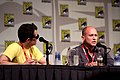 Johnny Knoxville & Mike Judge (5976784078).jpg