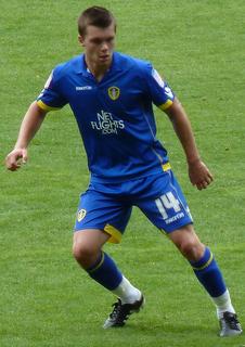 Jonny Howson English professional association footballer