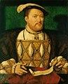 Joos van Cleve - Portret van Hendrik VIII (1491-1547), koning van Engeland - RCIN 403368 - Royal Collection.jpg