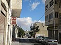 Jordan, Madaba. A street in the city; DSCN0932.jpg