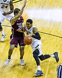 Jordan Clarkson with Missouri in 2014.jpg