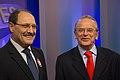 José Ivo Sartori e Tarso Genro no último debate das eleições para governador em 2014.jpg