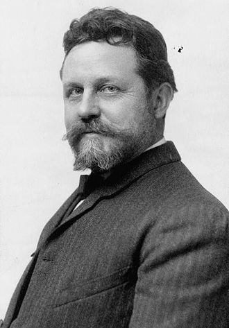 William H. Rau - Rau, photographed by J.C. Strauss in 1904