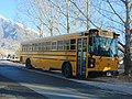 Juab School District school bus, Jan 18.jpg